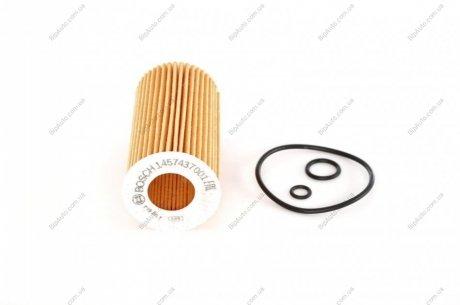 1457437001 BOSCH Фильтр масляный вставка DB CDI OM611/612 Vito, Sprinter, W210/211/202/203