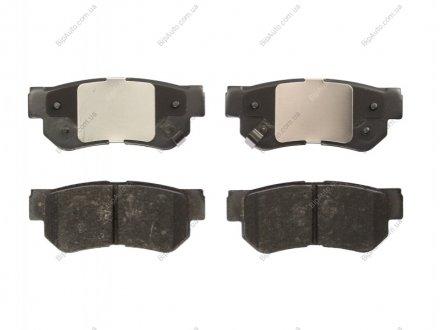 GDB3284 TRW Комплект тормозных колодок, дисковый тормоз