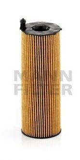 HU 8001 X MANN Фильтрующий элемент масляного фильтра