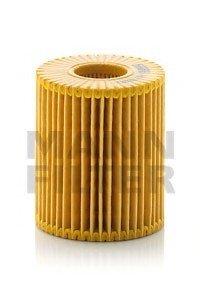 HU 7009 Z MANN Фильтрующий элемент масляного фильтра