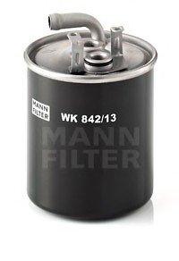 WK 842/13 MANN Фильтр топливный MB - SPRINTER, VITO