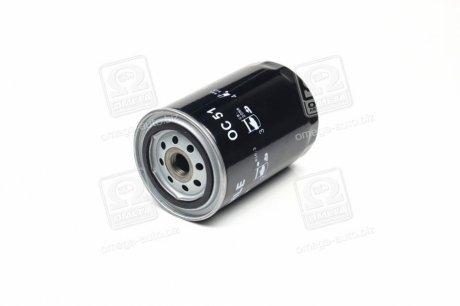 OC 51 MAHLE / KNECHT Фильтр масляный Audi, VW, MAHLE