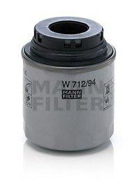 W 712/94 MANN Фильтр масляный