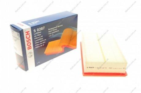 F026400287 BOSCH Фильтр воздушный SKODA OCTAVIA 2.0 12- (пр-во )