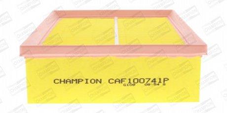 CAF100741P CHAMPION Фильтр воздушный /U741 (пр-во )