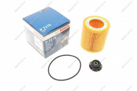 F 026 407 175 BOSCH Масляный фильтр