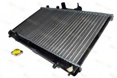 D72002TT THERMOTEC Радиатор, охлаждение двигателя