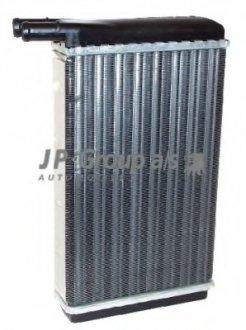 1126300300 JP GROUP Теплообменник, отопление салона